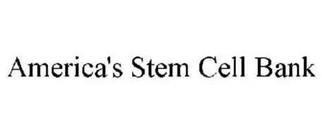 AMERICA'S STEM CELL BANK