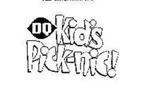DQ KID'S PICK-NIC!