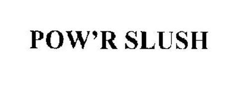 POW'R SLUSH