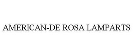 AMERICAN-DE ROSA LAMPARTS