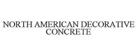 NORTH AMERICAN DECORATIVE CONCRETE