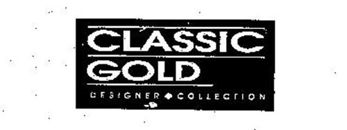 CLASSIC GOLD DESIGNER COLLECTION
