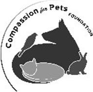 COMPASSION FOR PETS FOUNDATION