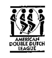 AMERICAN DOUBLE DUTCH LEAGUE