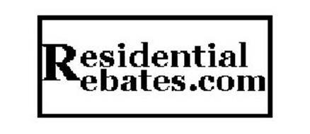 RESIDENTIALREBATES.COM