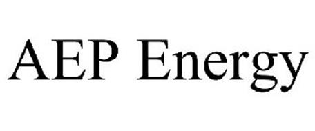 aep energy trademark of american electric power company