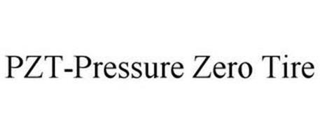 PZT - PRESSURE ZERO TIRE