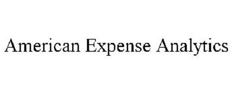 AMERICAN EXPENSE ANALYTICS