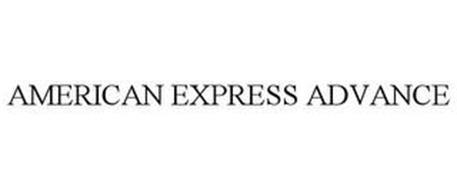 AMERICAN EXPRESS ADVANCE