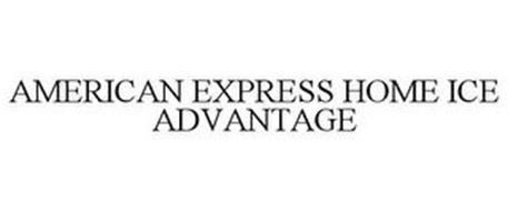 AMERICAN EXPRESS HOME ICE ADVANTAGE