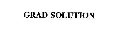 GRAD SOLUTION