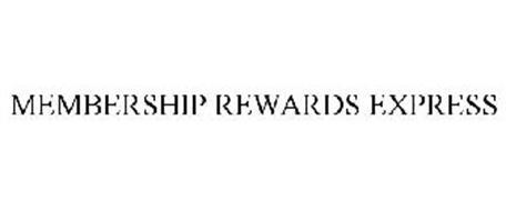 MEMBERSHIP REWARDS EXPRESS