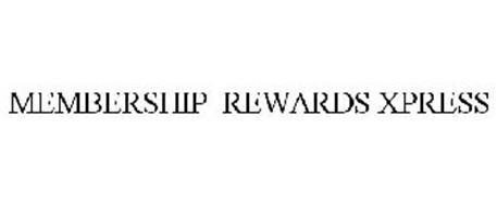 MEMBERSHIP REWARDS XPRESS