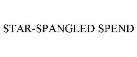 STAR-SPANGLED SPEND