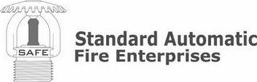 SAFE STANDARD AUTOMATIC FIRE ENTERPRISES