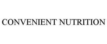 CONVENIENT NUTRITION
