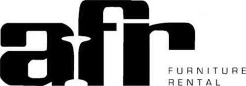 Afr Furniture Al Trademark Of