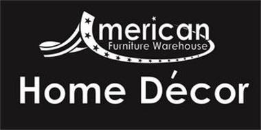 AMERICAN FURNITURE WAREHOUSE HOME DÉCOR