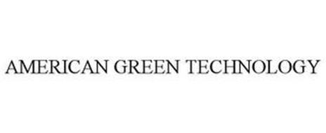 AMERICAN GREEN TECHNOLOGY