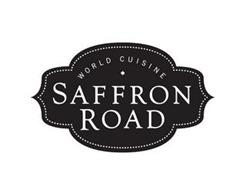 WORLD CUISINE SAFFRON ROAD
