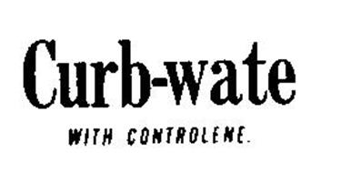 CURB-WATE WITH CONTROLENE