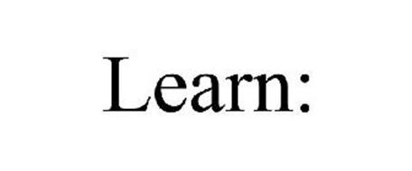 LEARN: