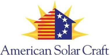 AMERICAN SOLAR CRAFT