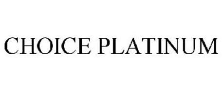 Choice platinum trademark of american home mortgage corp for American home choice