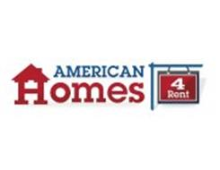 AMERICAN HOMES 4 RENT