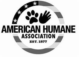 AMERICAN HUMANE ASSOCIATION EST. 1877