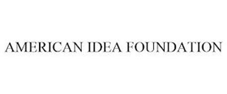 AMERICAN IDEA FOUNDATION