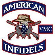 AMERICAN INFIDELS 9-11-01 VMC