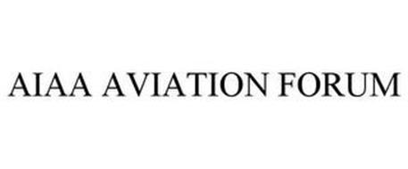 AIAA AVIATION FORUM
