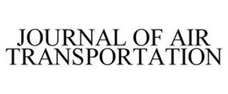 JOURNAL OF AIR TRANSPORTATION