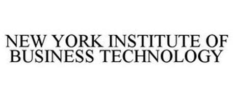 NEW YORK INSTITUTE OF BUSINESS TECHNOLOGY