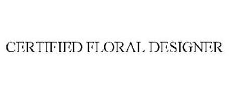 CERTIFIED FLORAL DESIGNER
