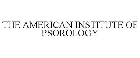 THE AMERICAN INSTITUTE OF PSOROLOGY