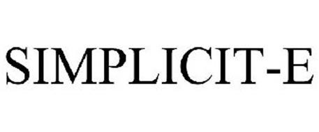 SIMPLICIT-E