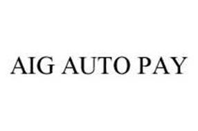 AIG AUTO PAY