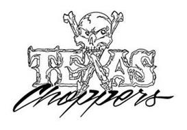 texas choppers trademark of american ironhorse llc  serial