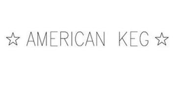 AMERICAN KEG