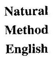 NATURAL METHOD ENGLISH