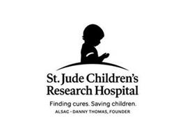 ST. JUDE CHILDREN'S RESEARCH HOSPITAL FINDING CURES. SAVING CHILDREN. ALSAC ·  DANNY THOMAS, FOUNDER