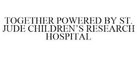 TOGETHER POWERED BY ST. JUDE CHILDREN'SRESEARCH HOSPITAL