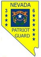 NEVADA PATRIOT GUARD BATTLE BORN NEVADA 36