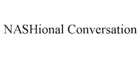 NASHIONAL CONVERSATION