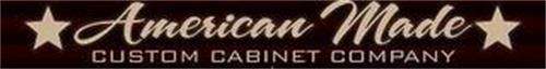AMERICAN MADE CUSTOM CABINET COMPANY