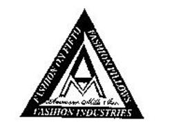 AM AMERICAN MILLS INC. FASHION ON FIFTH FASHION PILLOWS FASHION INDUSTRIES