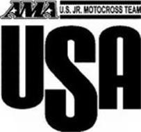 AMA U.S. JR. MOTOCROSS TEAM USA