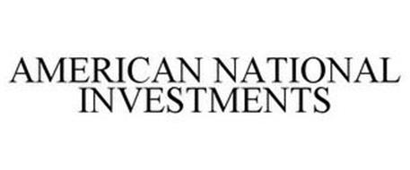 AMERICAN NATIONAL INVESTMENTS
